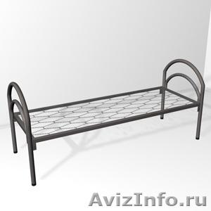 Кровати двухъярусные, кровати металлические, кровати армейские, кровати оптом - Изображение #7, Объявление #650765