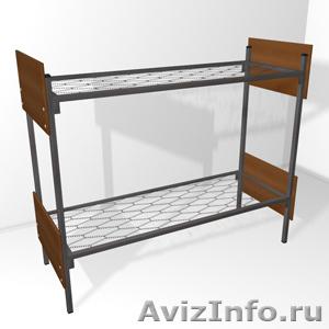 Кровати двухъярусные, кровати металлические, кровати армейские, кровати оптом - Изображение #5, Объявление #650765