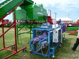 автоматическая станция весовая фасовочная упаковочная для овощей картофеля - Изображение #4, Объявление #915220