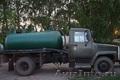 откачка канализации,  жидких бытовых отходов