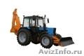 Спецтехника Амкодор на базе трактора МТЗ, Объявление #207333