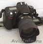 Nikon D50 + два обьектива