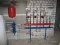Монтаж систем отопления,  водоснабжения,