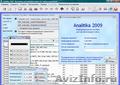 Analitika 2009 - Бесплатная система для автоматизации учета в торговле, Объявление #390274