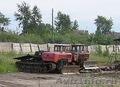Трактор Т ДТ-55 (трелевочник)