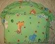 Бампер ( бортик ) в детскую кроватку. - Изображение #4, Объявление #727622