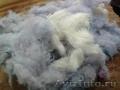 Вата матрасная (регенерированное волокно)