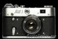 пленочные фотоаппараты Zenit- B и Fed3