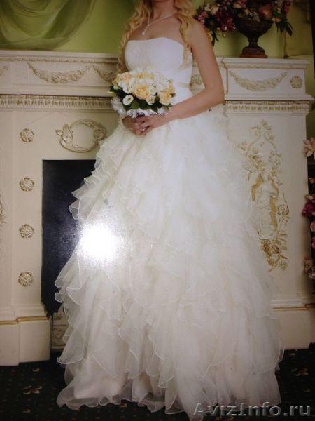 Свадебное платье Анны Богдан в Иваново - Изображение #2, Объявление #918462