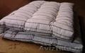 Матрацы ватные,  одеяла полиэфирные,  подушки и КПБ для рабочих и строителей