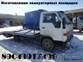 Эвакуатор ломаного типа на базе иномарки Хендай Исузу и др иномарок, Объявление #1101412