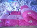Одеяла,  подушки, матрацы, комплекты постельного белья для рабочих